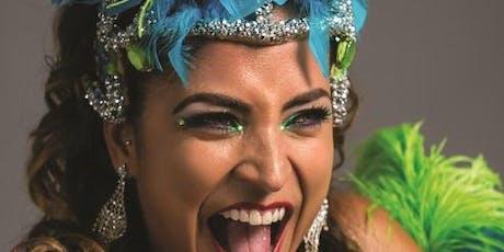 ARTspokens: Art Talk Feel the Beat; the Story of Samba with Sanddance tickets