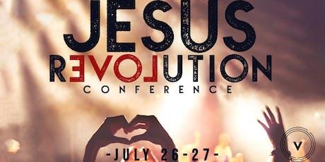 Jesus Revolution Conference tickets