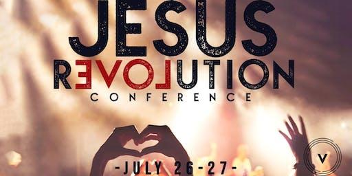 Jesus Revolution Conference