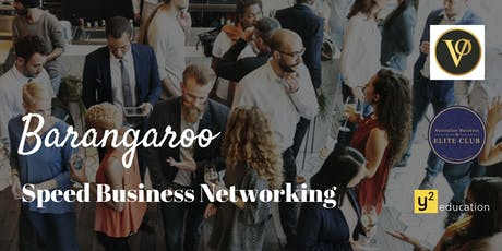 Barangaroo Speed Business Networking Event ( JULY 2019 ) tickets