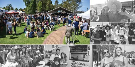 Riverland Wine & Food Festival 2019 tickets