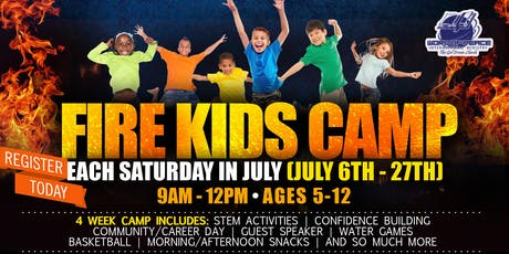 FREE SUMMER CAMP!! tickets