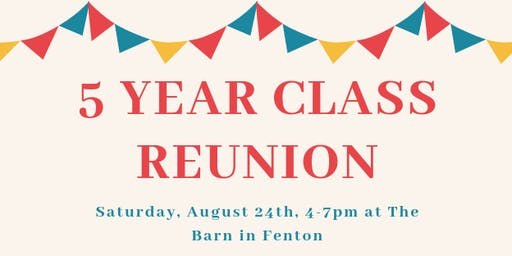 FHS Class of 2014 Five-Year Reunion