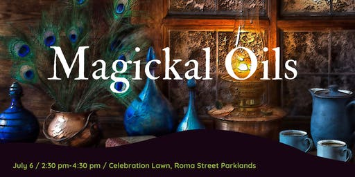 Magickal Oils and Scents
