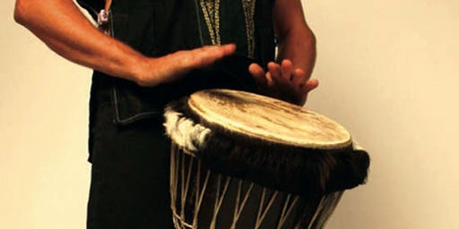 ARTspokens: Art Talk African Drumming with Martin Phillips of Rhythm Fix