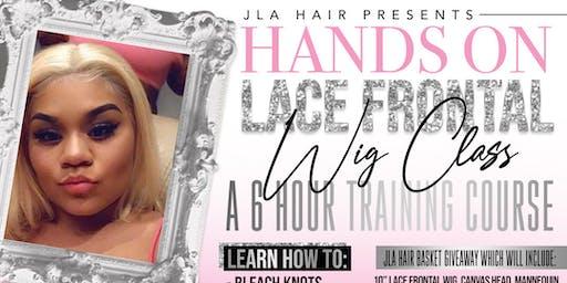 J-LA Lace Frontal class