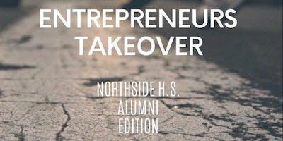 Northside H.S. Entrepreneur Takeover