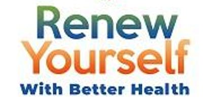 Renew Yourself with Better Health