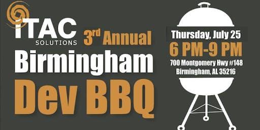 2019 Birmingham Meetup Dev BBQ