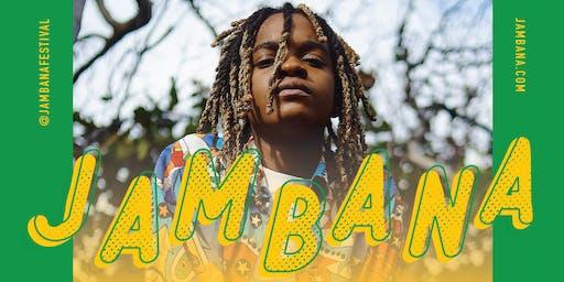 JAMBANA One World Festival 2019 feat. KOFFEE