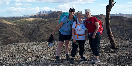 Women's Larapinta 2020 Hiking Trip - EOI