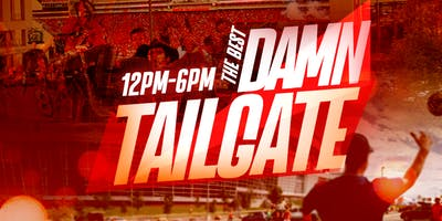 The Best Damn Tailgate (Open to All)