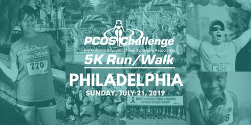 PCOS Walk 2019 - Philadelphia PCOS Challenge 5K Run/Walk