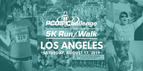 PCOS Walk 2019 - Los Angeles PCOS Challenge 5K Run/Walk tickets