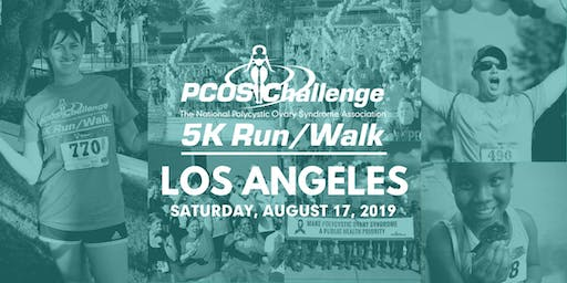 PCOS Walk 2019 - Los Angeles PCOS Challenge 5K Run/Walk
