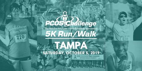 PCOS Walk 2019 - Tampa PCOS Challenge 5K Run/Walk tickets