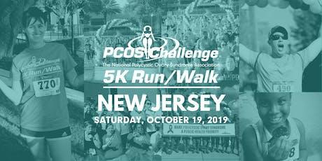 PCOS Walk 2019 - New Jersey PCOS Challenge 5K Run/Walk tickets