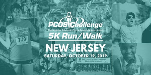 PCOS Walk 2019 - New Jersey PCOS Challenge 5K Run/Walk