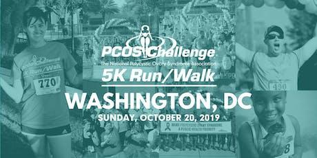 PCOS Walk 2019 - Washington, DC PCOS Challenge 5K Run/Walk tickets