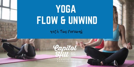 Yoga Flow & Unwind - Winter Session tickets