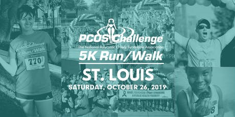 PCOS Walk 2019 - St. Louis PCOS Challenge 5K Run/Walk tickets