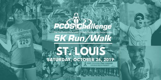 PCOS Walk 2019 - St. Louis PCOS Challenge 5K Run/Walk