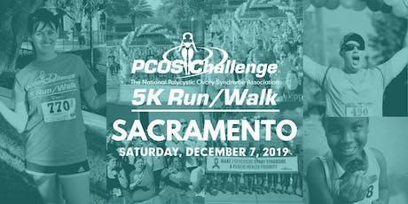 PCOS Walk 2019 - Sacramento PCOS Challenge 5K Run/Walk tickets