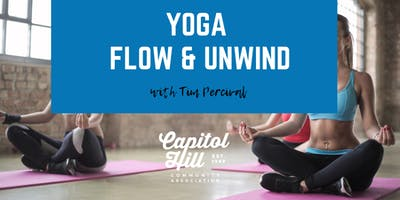 Yoga Flow & Unwind - Fall Session