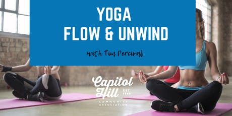 Yoga Flow & Unwind - Fall Session tickets