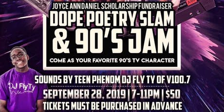 DOPE Poetry Slam and 90's Jam tickets
