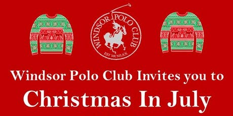 WPC Christmas in July  tickets