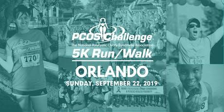 PCOS Walk 2019 - Orlando PCOS Challenge 5K Run/Walk tickets