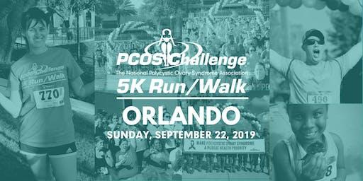 PCOS Walk 2019 - Orlando PCOS Challenge 5K Run/Walk