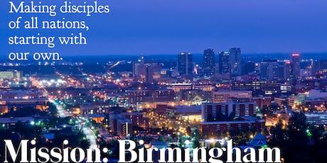 Mission: Birmingham tickets