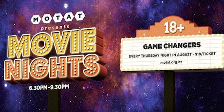 MOTAT Movie Nights: Game Changers tickets
