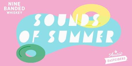 Sounds of Summer Fest '19 tickets