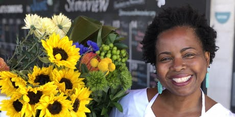 Blooms & Bubbly Floral Arrangement Workshop tickets