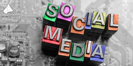 Eastgardens Library- Introduction to Social Media- Part 2- for English Speaking Seniors tickets