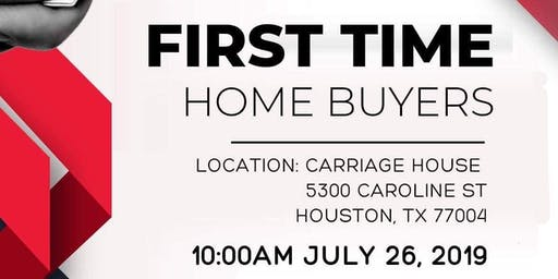 Free First Time Home Buying Workshop