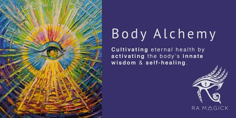 Body Alchemy tickets