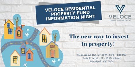 Veloce Residential Property Fund - Information Night tickets