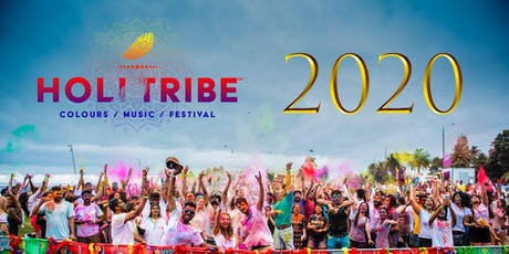 Holi Tribe Festival 2020 Melbourne tickets