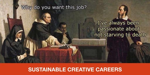 Pitch Your Practice | Sustainable Creative Careers