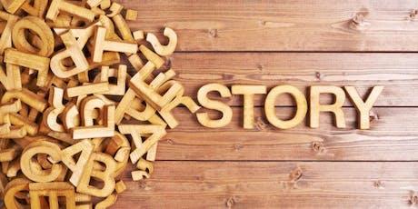 Storytelling Training tickets