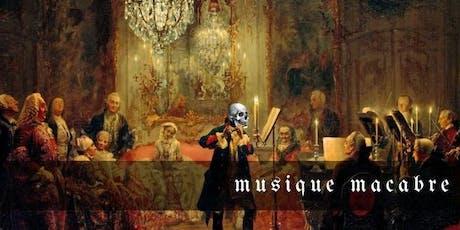 Musique Macabre tickets