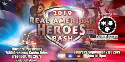 The Real American Heroes Bash!!  EPIC Party!