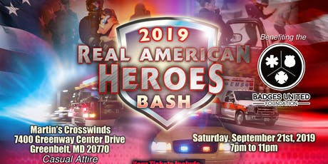 The Real American Heroes Bash!!  EPIC Party! tickets