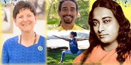 YOGA AND MEDITATION: The Art and Science of Better Living tickets