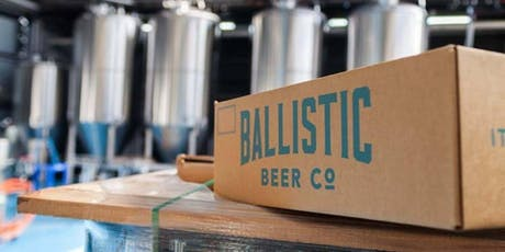Beer Tasting with Ballistic Beer Co.  tickets