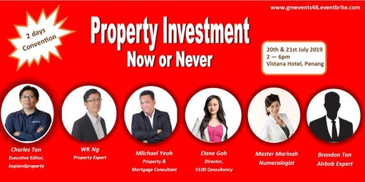 Property Investment: Now or Never